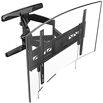 loctek-curved-tv-wall-mount-bracket