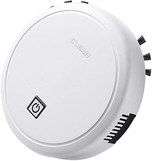 Robot aspirador, aspirador automático USB recargable Robot ...