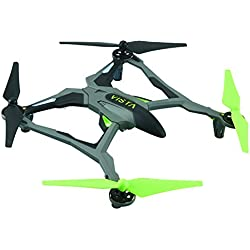 Dromida Vista Unmanned Aerial Vehicle (UAV) Quadcopter Ready-to-Fly (RTF) Drone with Radio System, Batteries and USB Charger (Green)