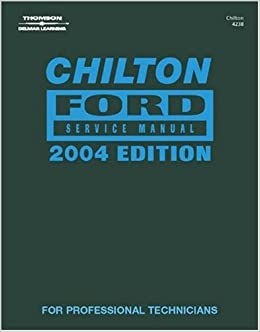 ford service manual online