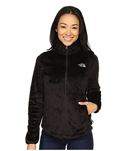 Donna Face Tnf Black Giacca Osito The W Jkt 2 North RqA05A