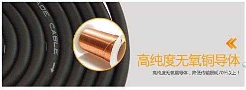 BAIDATONG Three audio connect cable/audio cable 3.5mm 3 Lotus by BAIDATONG (Image #6)