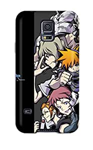4244245K76948949 Perfect Tpu Case For Galaxy S5/ Anti-scratch Protector Case (world Trigger Chapter 9)
