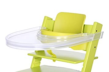 PlayTray for the Stokke Tripp Trapp - Transparent by Play Tray