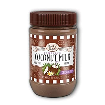 Amazon.com: Leche de Coco en polvo Chocolate Funfresh 6.5 oz ...