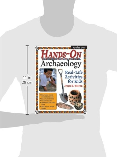 Amazon.com: Hands-On Archaeology: Real-Life Activities for Kids ...