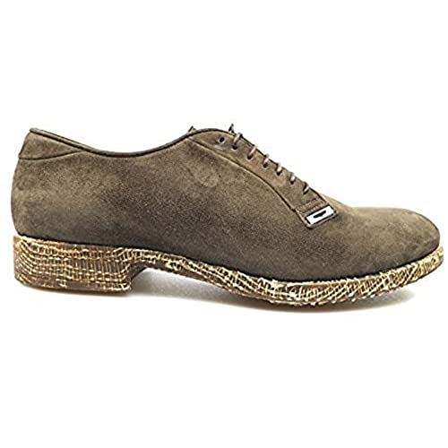 1dc068400a8 Shoes Man ALBERTO GUARDIANI 8 US   41 EU Brown Suede AS796 50%OFF ...