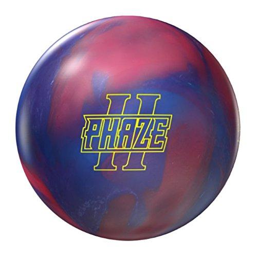 Storm Phaze II Bowling Ball, Red/Blue/Purple, 15 lb