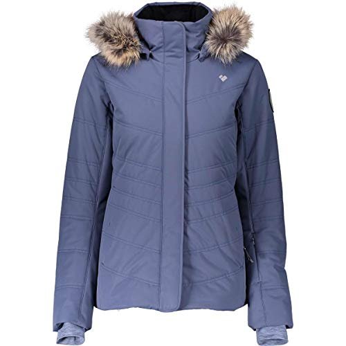 Obermeyer Women's Tuscany II Jacket Into The Blue 8