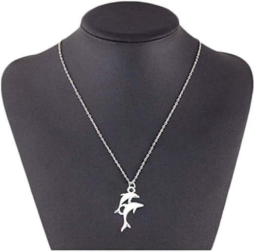 HJTLK Collar del Día de San Valentín, Collar gótico de Caja ...
