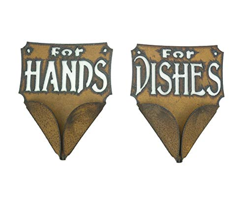 Warm Hearth Gifts Set of Super Strong Magnetic Hand/Dish Towel - Hearth Hook