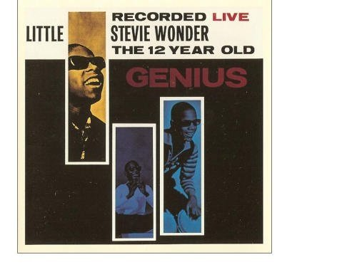 The 12 Year Old Genius: Recorded Live by Motown