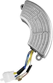 zreal Generador automático de voltaje AVR 2–3.5kW/5–6.5KW/7–8kW