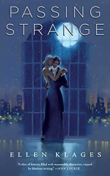 Passing Strange by Ellen Klages fantasy book reviews