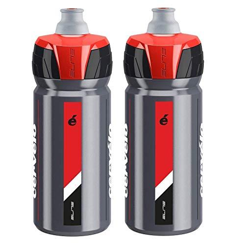 Photo Cervelo Elite Ombra Water Bottles - 550ml (2 Pack)