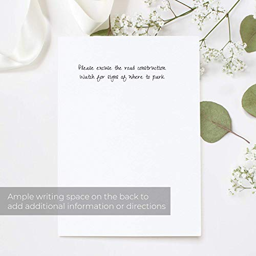 Greenery Fill in The Blank Bridal Shower Invitation / 25 Bridal Shower Invitations and - Blank Canopy