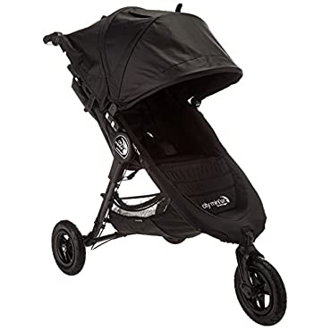 Baby Jogger 2016 City Mini GT Single Stroller Black/Black