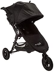 Taking the City Mini to the next level, the City Mini GT gives you the ability to pave your own way. This all terrain 3 wheel stroller lets you decide how far you want to go off the beaten path. and with little touches like an adjustable hand...