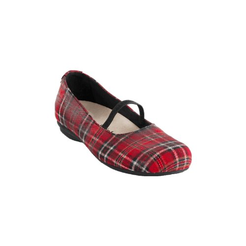 Footprints Macapa Tex Rouge Scottish Cuir