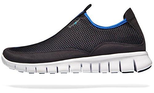 L510-KG_285 10.5B(M) Tesla New Men's ultra lightweight running shoes comfortable water shoe sports trail cushionning aqua outdoor skin shoes