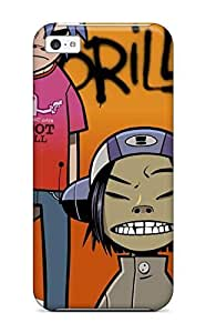 Iphone Case - Tpu Case Protective For Iphone 5c- Gorillaz