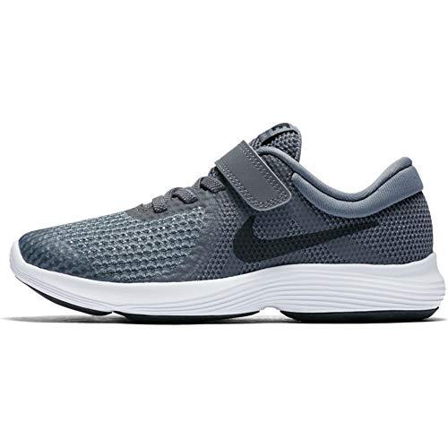 Nero Running Bambino Revolution 4 Grigio Nike Scarpe psv qS4nxA