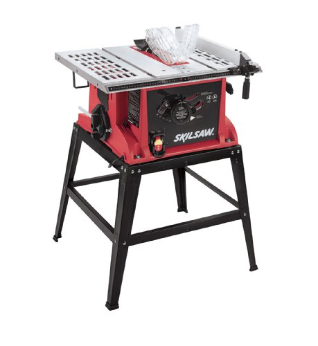 SKIL 3310-02 15-Amp Table Saw with Fixed Stand, 10-Inch