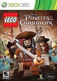 Lego Pirate des Caraïbes : le jeu vidéo [XBOX 360] |