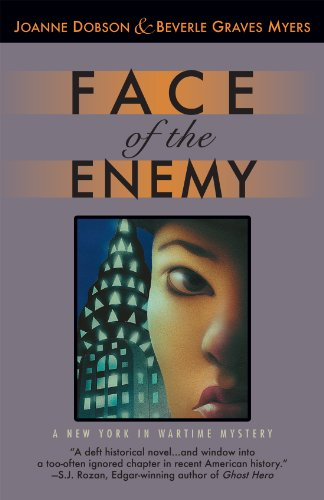 Face of the Enemy: A New York in Wartime Mystery (New York in Wartime Mysteries Book 1)
