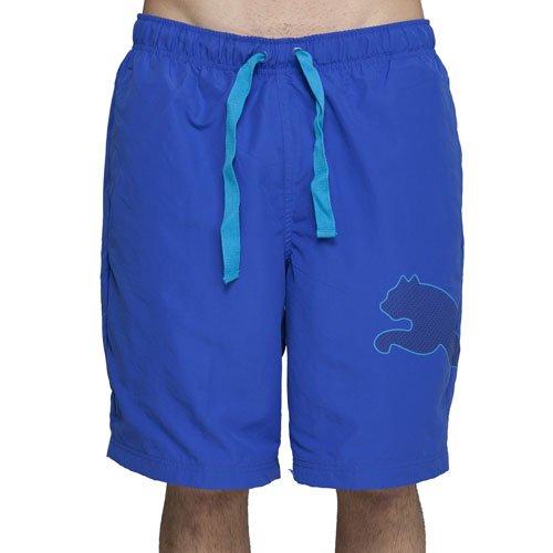 Herren Puma Blau Bermuda Badeshorts