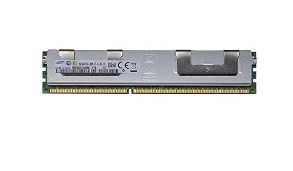 16GB Samsung PC3-8500R DDR3 1066 4RX4 ECC Server Memory RAM M393B2K70CM0-CF8