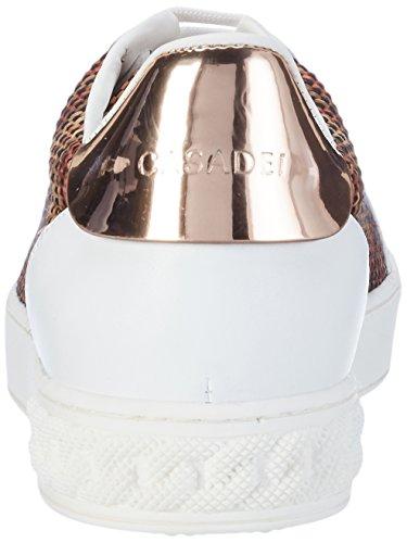 Casadei 2x918, Sneaker Donna Multicolore (Multicolor Ac3)