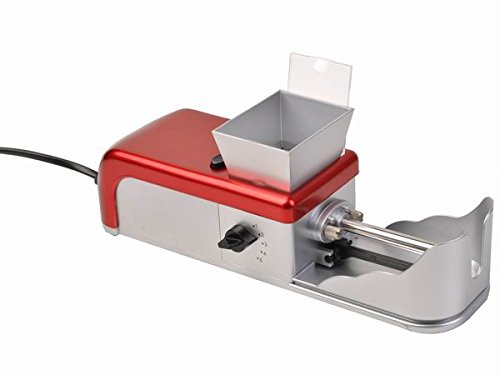 Toolsempire Electric Cigarette Rolling Machine Automatic Tobacco Roller Injector Maker