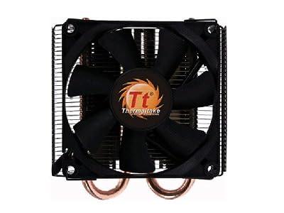 Thermaltake Slim X3 Low Profile CPU Fan for Intel LGA775/LGA1156 (CLP0534)