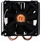 Thermaltake Slim X3 Low Profile CPU Fan for Intel LGA775/LGA1156 (CLP0534)