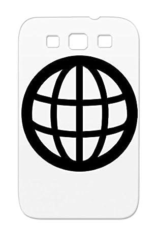 Tpu World Symbols Shapes Internet Symbol Globe Signs Globe Black