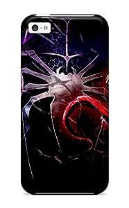 Sanp On Case Cover Protector For Iphone 5c (venom) 5113552K22832876