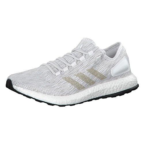 size Shoes 40 adidas PureBOOST white grey beige FXx4qWdwHx
