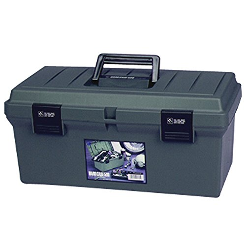 Tool Storage Box w/ Handle, Hard Case 500