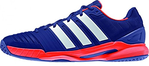 Adidas Adipower stabil 11 amapur/ftwwht/solred, Größe Adidas:14.5 [Misc.]