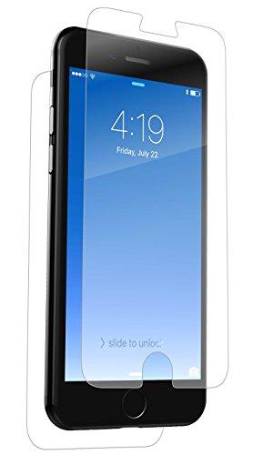 (ZAGG InvisibleShield Original Screen Protector iPhone 7 iPhone 8 Full Body)