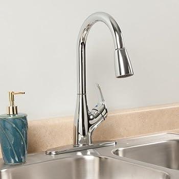 Aqualife Kitchen Faucet Single Handle - Detachable Head