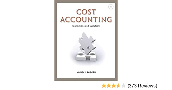 Amazon cost accounting foundations and evolutions amazon cost accounting foundations and evolutions 9781111971724 michael r kinney cecily a raiborn books fandeluxe Images