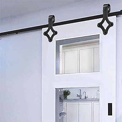 Juego de armario de madera para puerta, estilo Gugutogo Retro ...