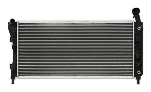 - Radiator - Pacific Best Inc For/Fit 2862 04-05 Chevrolet Impala Police Pontiac Grandprix 3.8L w/Supercharger PTAC