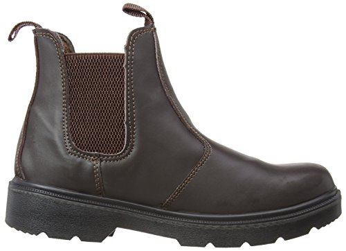 Blackrock Adulte 3 36 Sf12b Chaussures uk brown Sécurité De Noir Eu Mixte black Marron XaXrBwPqc