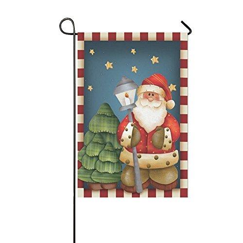 Santa Claus Garden Lights in Florida - 7