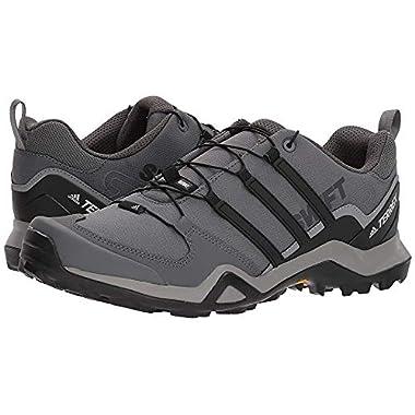 b0437616bdf23 adidas outdoor Terrex Swift R2 Hiking Shoe - Men s Grey Three Black Grey  Five