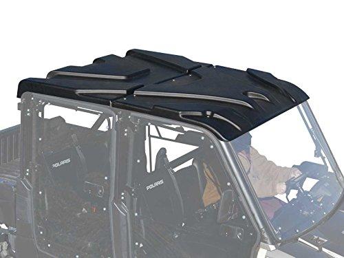 SuperATV Plastic Roof for Polaris Ranger Full Size XP 570 Crew / 900 Crew / 1000 Crew / 1000 Diesel Crew (SEE FITMENT) (Cab Polaris Ranger)