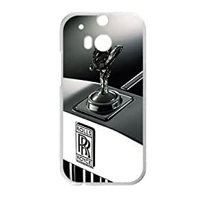 HUAH Rolls-Royce sign fashion cell phone case for HTC One M8